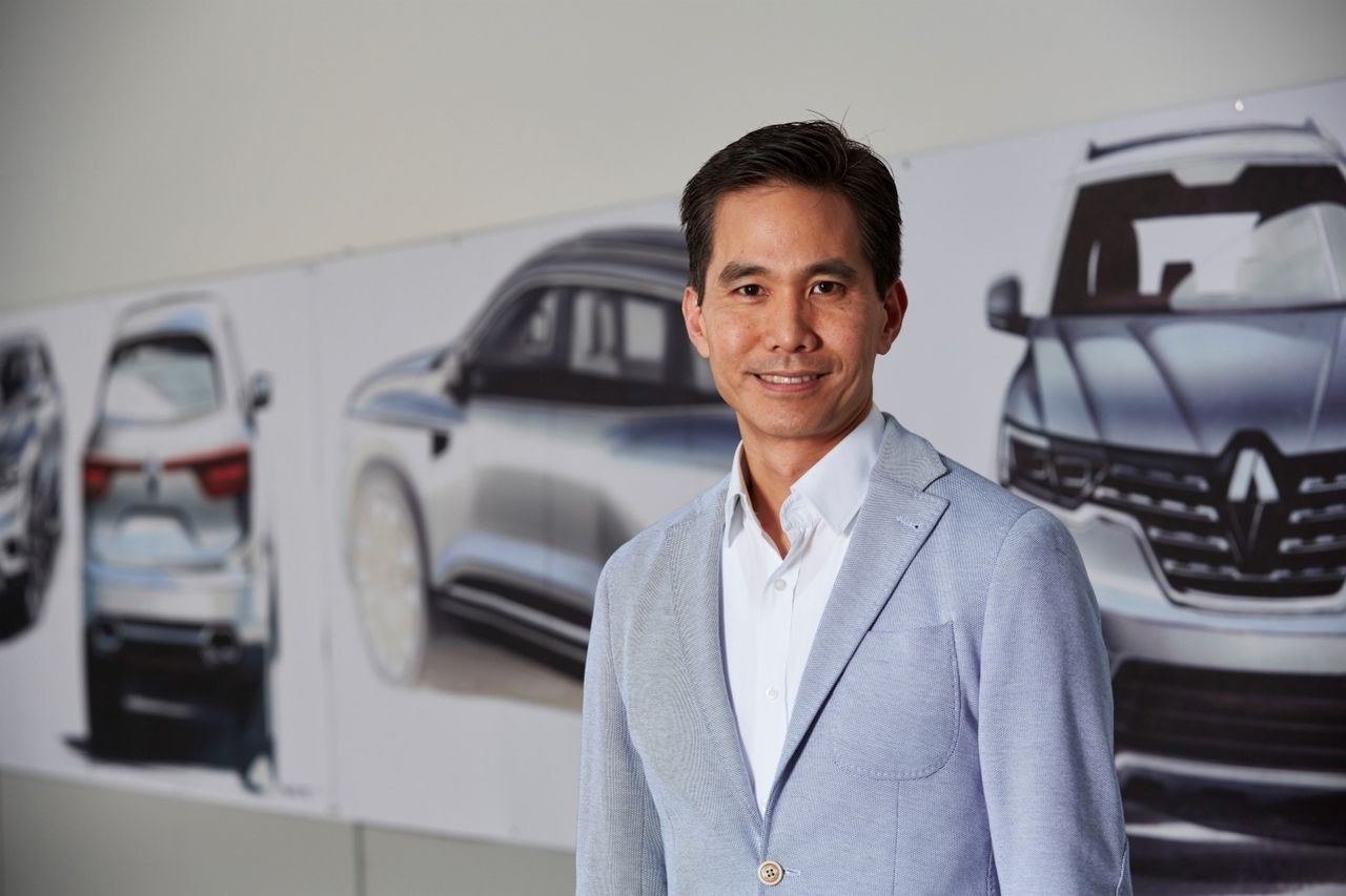 Saab Aero X-designer ny designchef hos Ford
