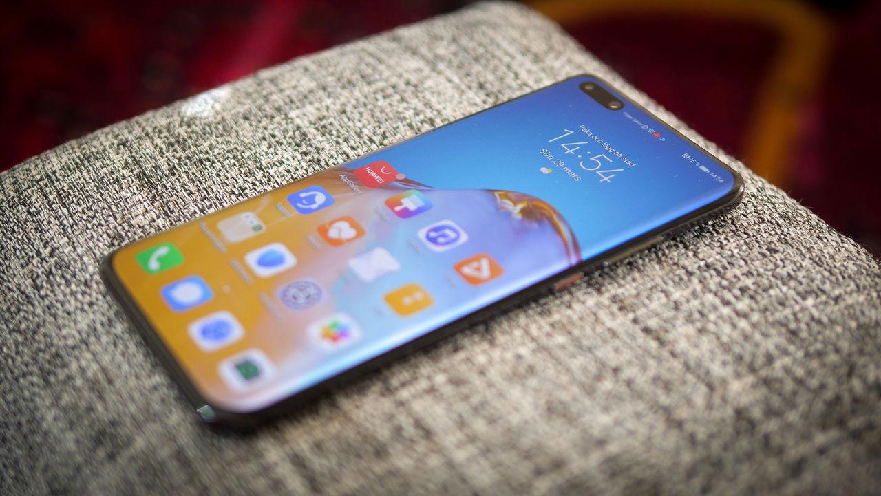 Huawei ryktas sälja av P- och Mate-varumärkena