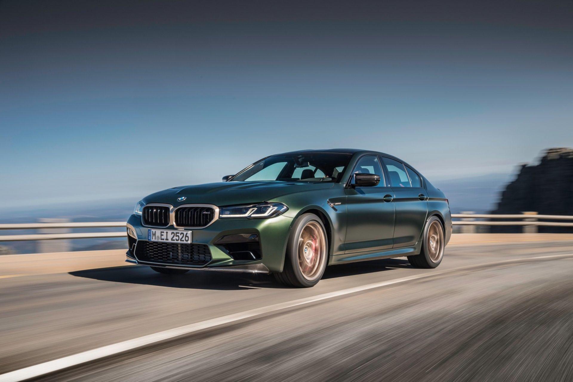 Det här är BMW M5 CS