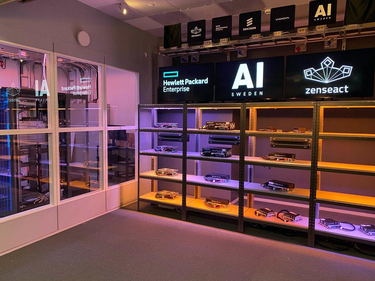 Volvo Cars, Ericsson och andra öppnar AI-labb i Göteborg