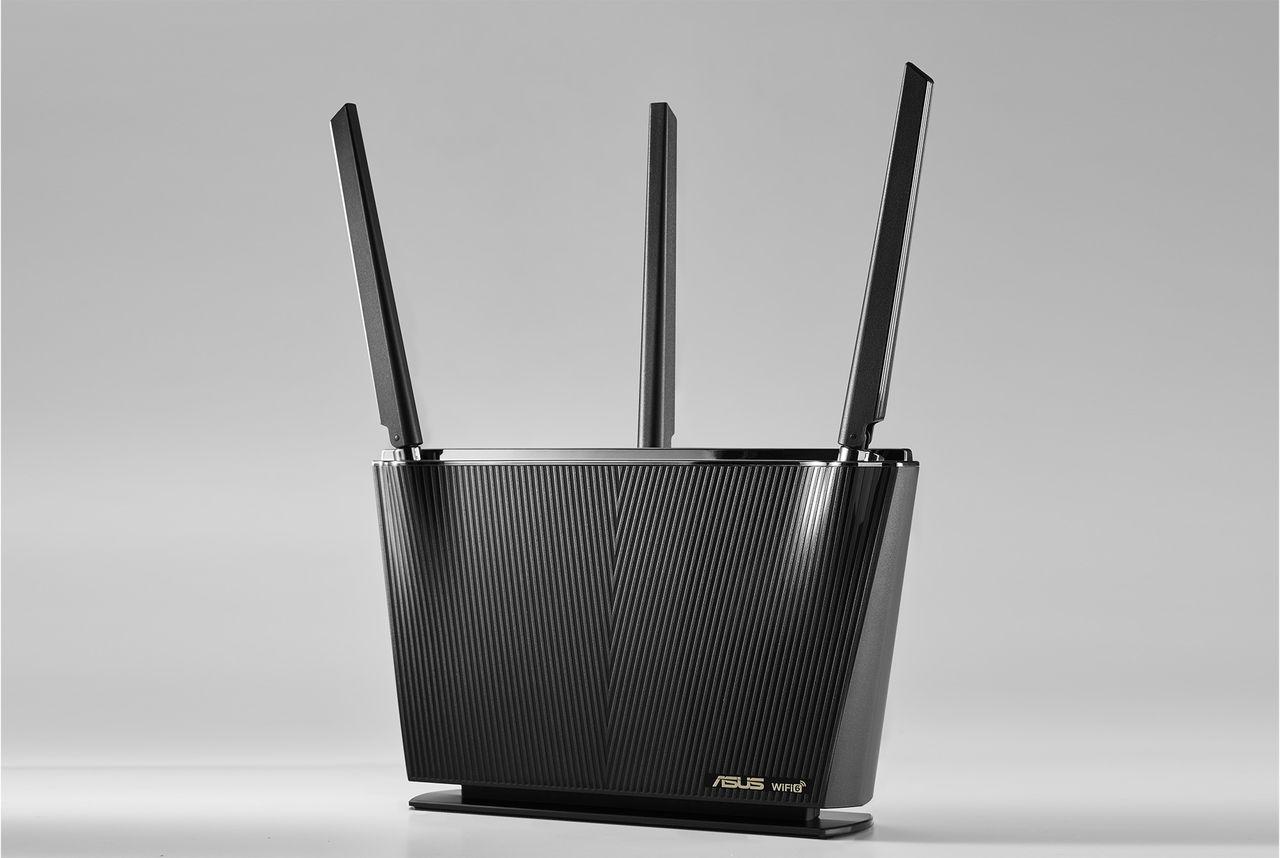 Asus släpper uppföljare till ikoniska routern RT-AC68U