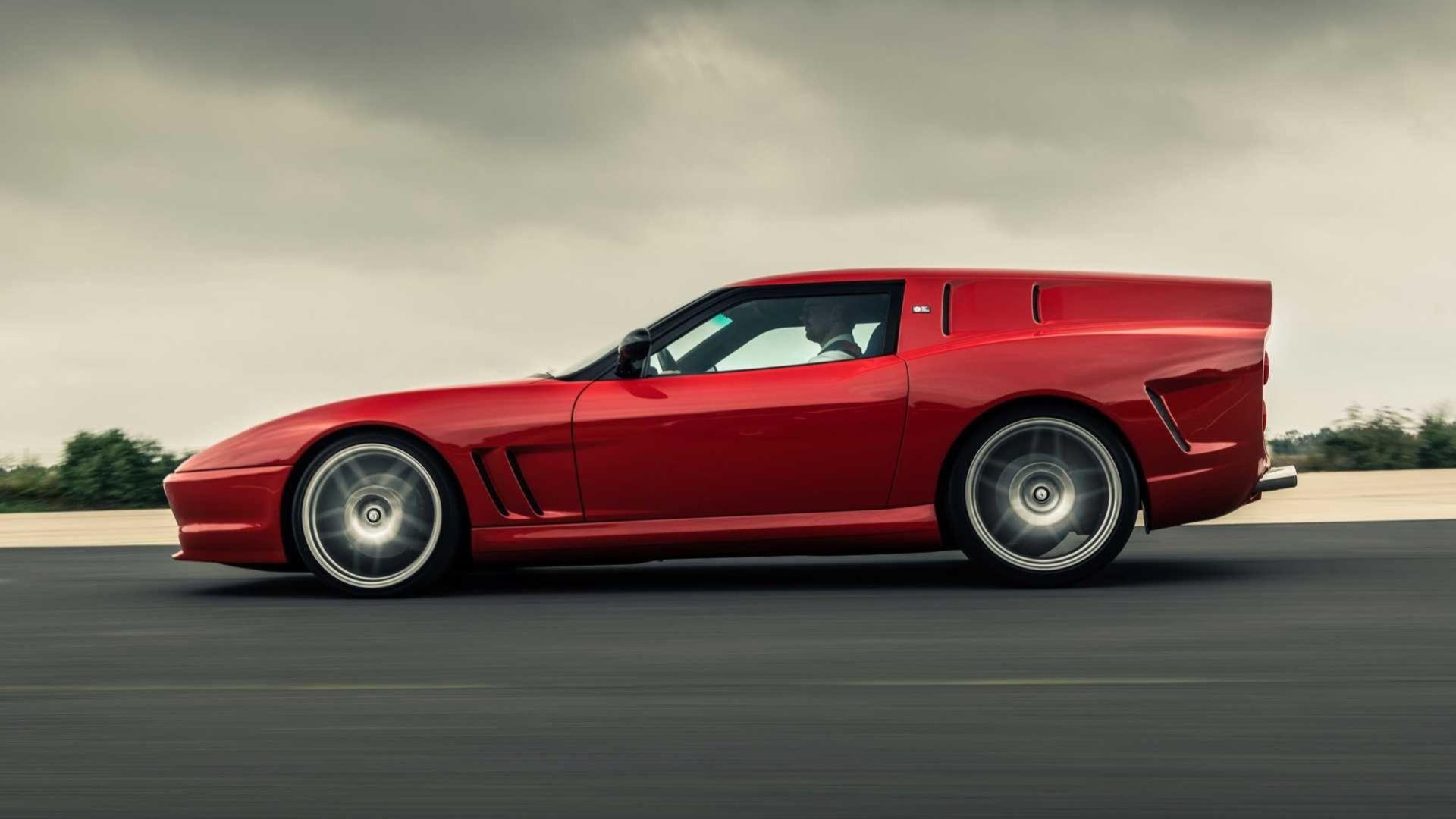 Ferraris brödbil lever igen