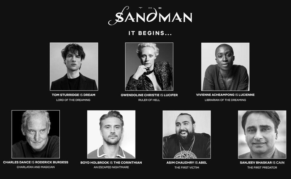 Det blir mer radioteater om The Sandman