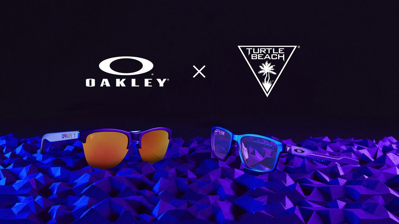 Oakley och Turtle Beach lanserar gamingbrillor