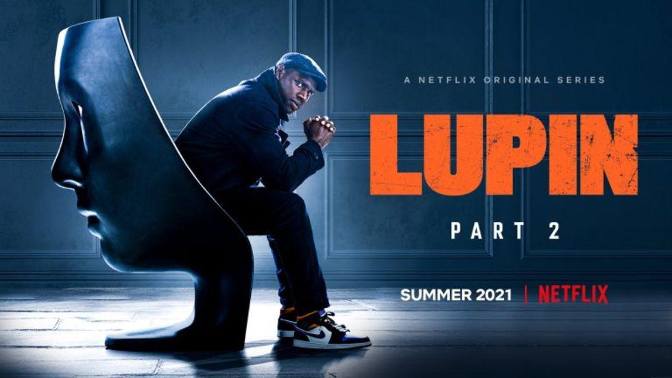 Lupin får en andra säsong