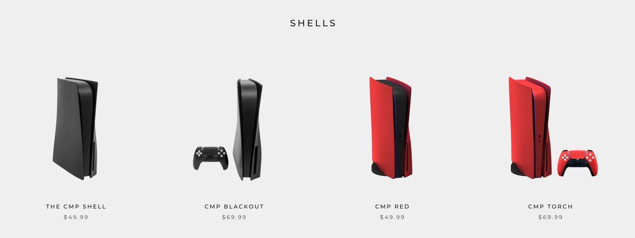Nu kan du köpa sidopaneler för PlayStation 5 igen