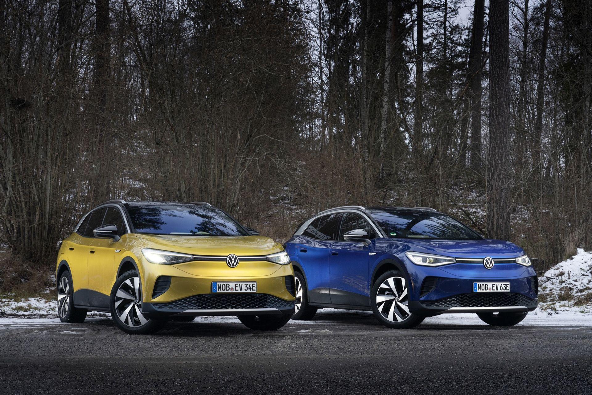 Volkswagen släpper fler versioner av ID.4