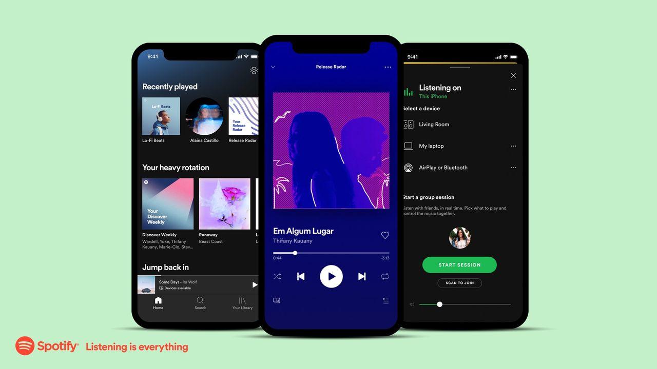 Spotify höjer priset för prenumeranter