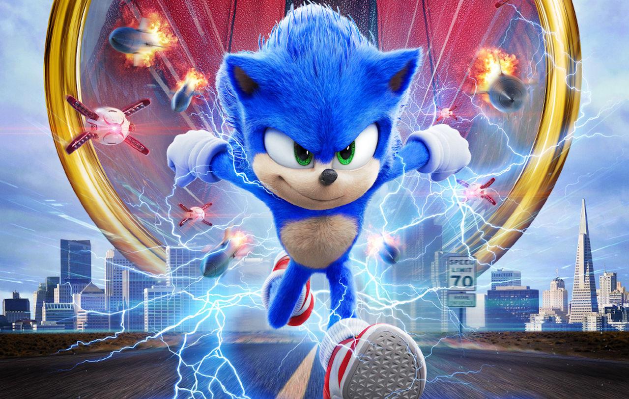Netflix presenterar Sonic Prime
