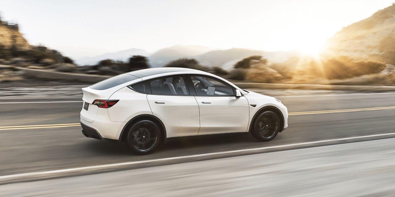Leveranserna av Tesla Model Y i Sverige skjuts fram