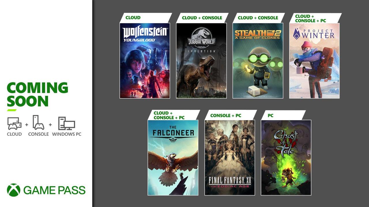 Microsoft presenterar Game Pass-nyheterna i februari