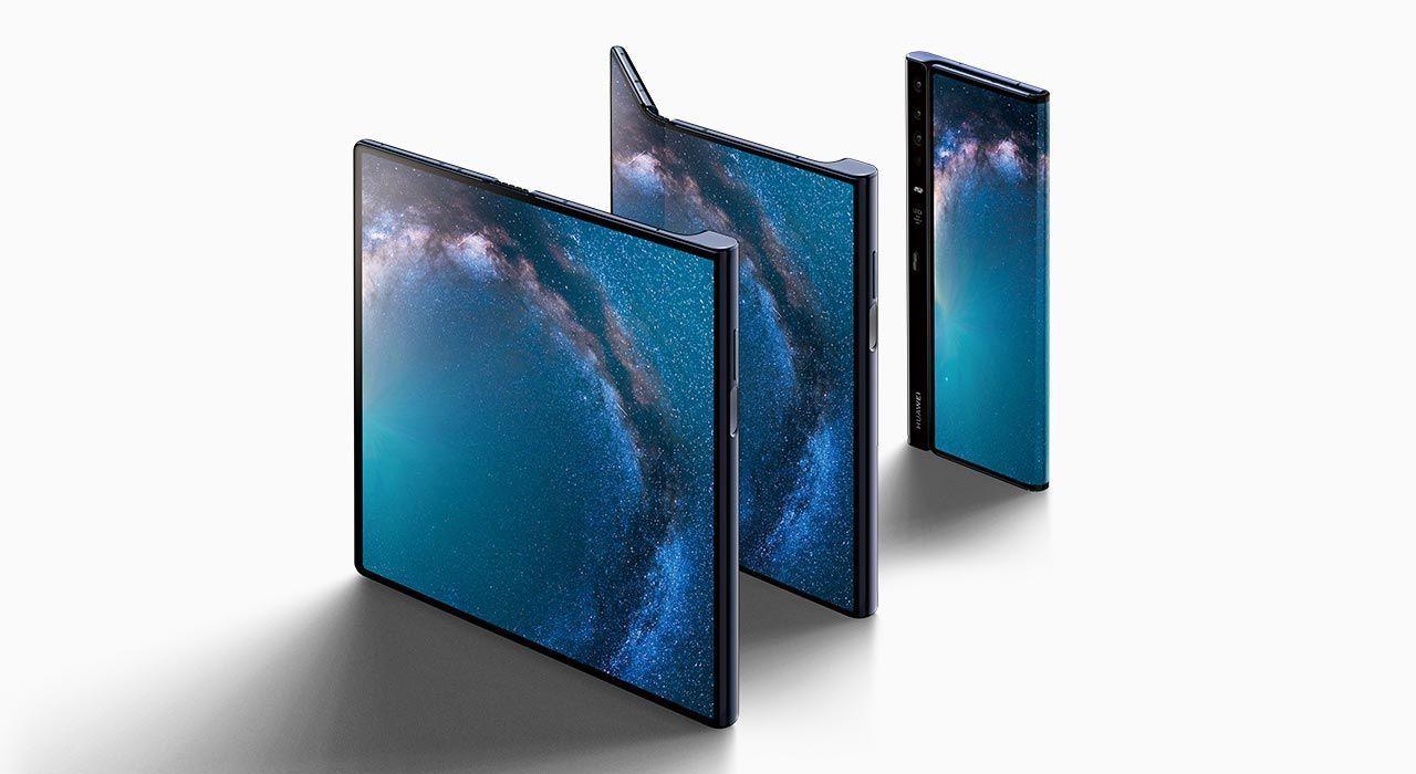 Huawei presenterar Mate X2 22 februari