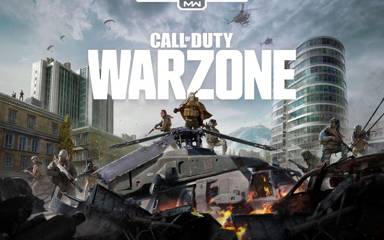 Över 60.000 fuskare bannas från Call of Duty: Warzone