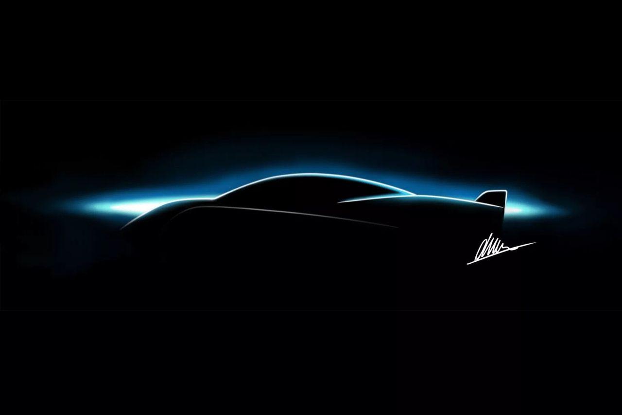 Smygtitt på kinesiska Hongqis hybrid-superbil S9