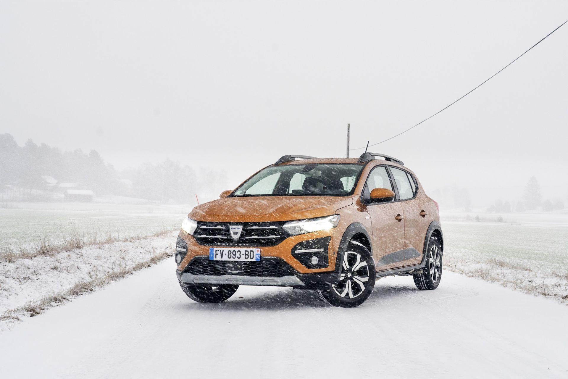 Nya Dacia Sandero och Sandero Stepway lanseras i Sverige