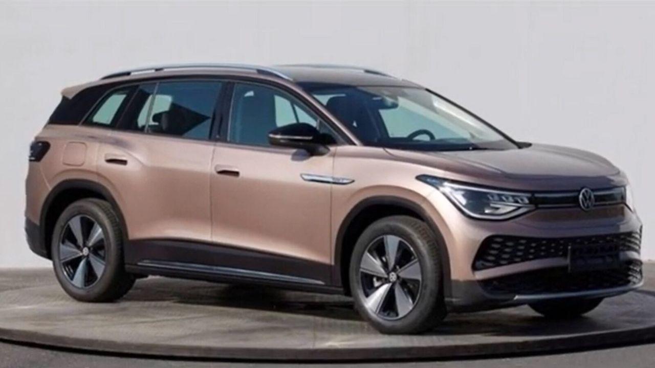 Volkswagen ID.6 läcker ut
