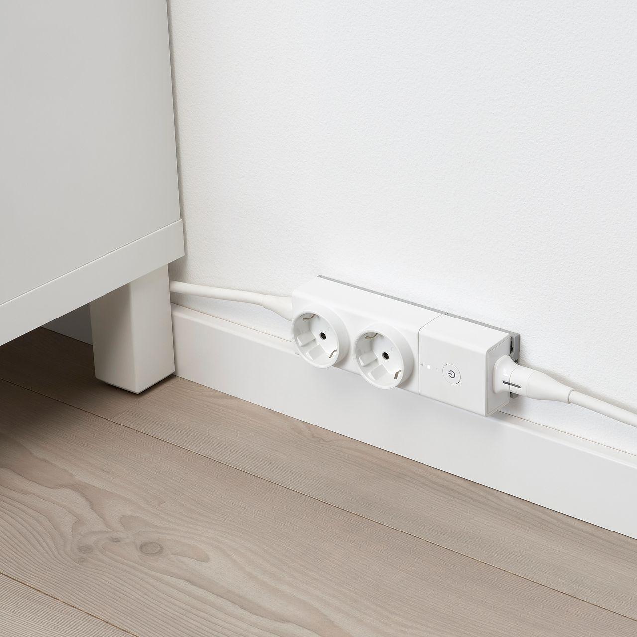 Datum för USB och strömbrytare till IKEAs Åskväder!