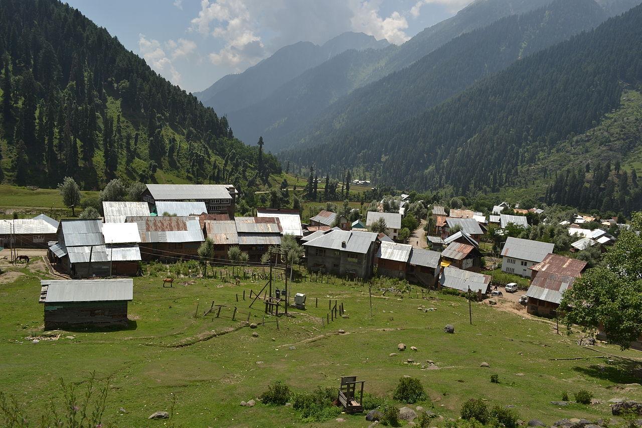 4G-trafik nu helt återställd i Jammu-Kashmir