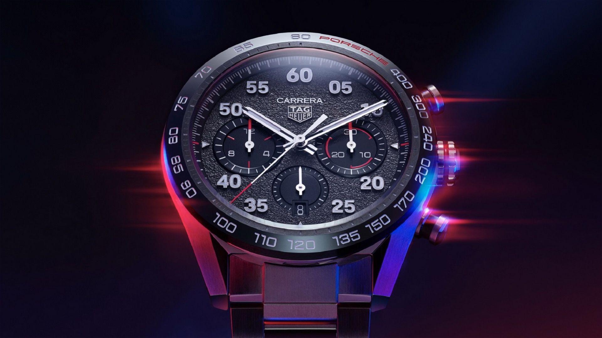 TAG Heuer och Porsche släpper klocka