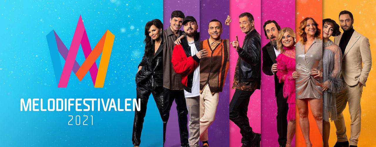 Över 3 miljoner tittade på helgens deltävling i Melodifestivalen