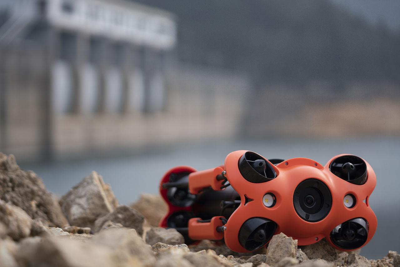 Chasing släpper undervattensdrönaren M2 Pro