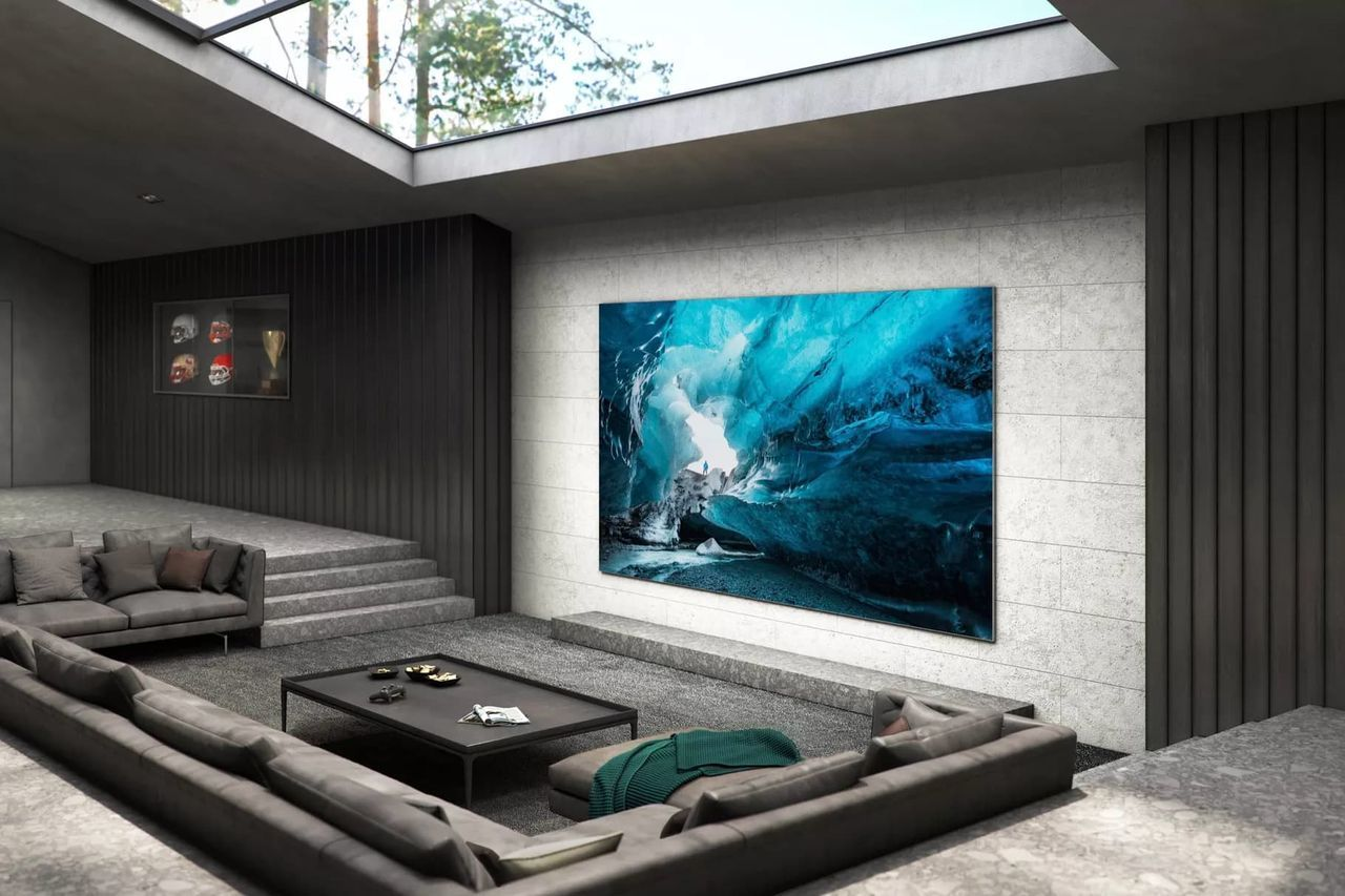 Stor försäljningsökning av tv-apparater förra året