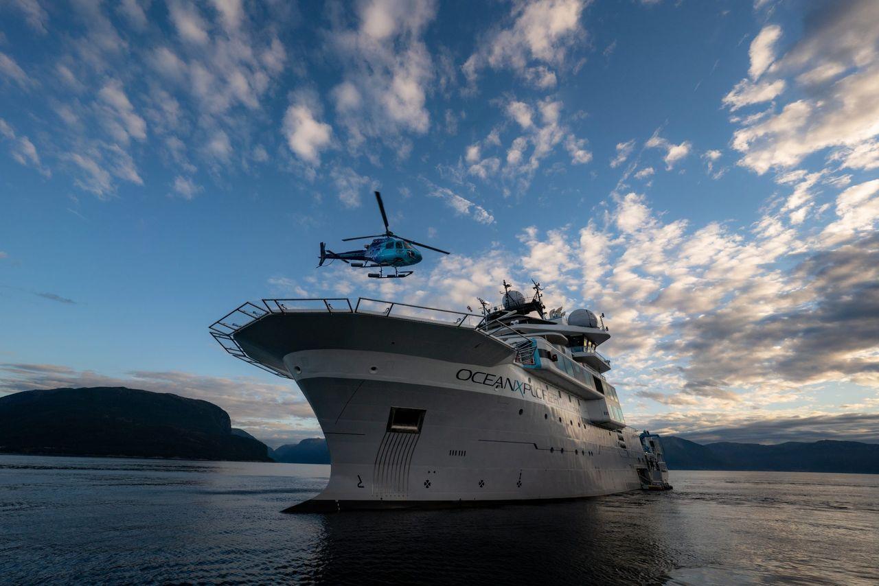 James Cameron gör ny dokumentärserie om våra hav
