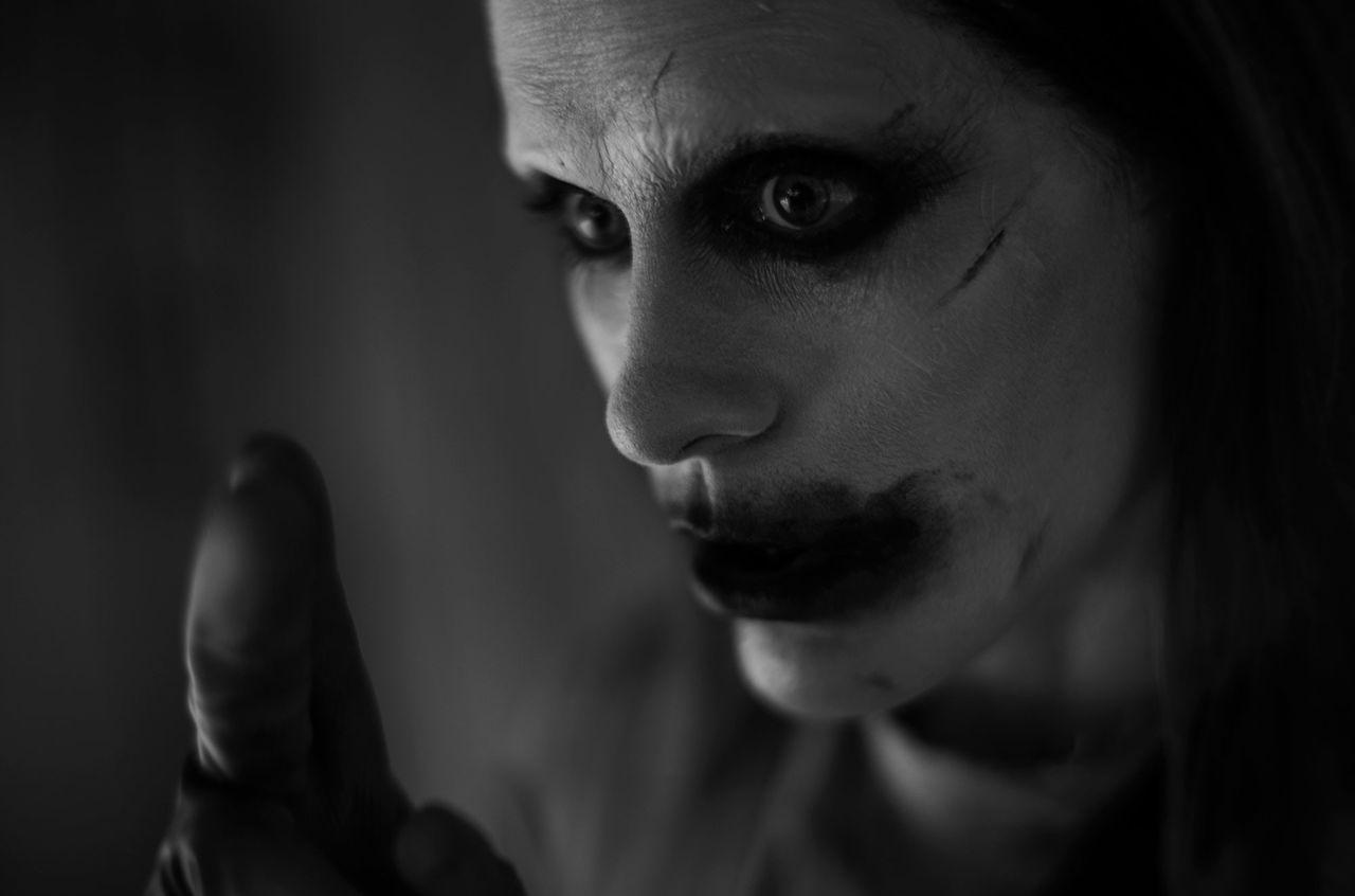 En första titt på Jokern i Justice League