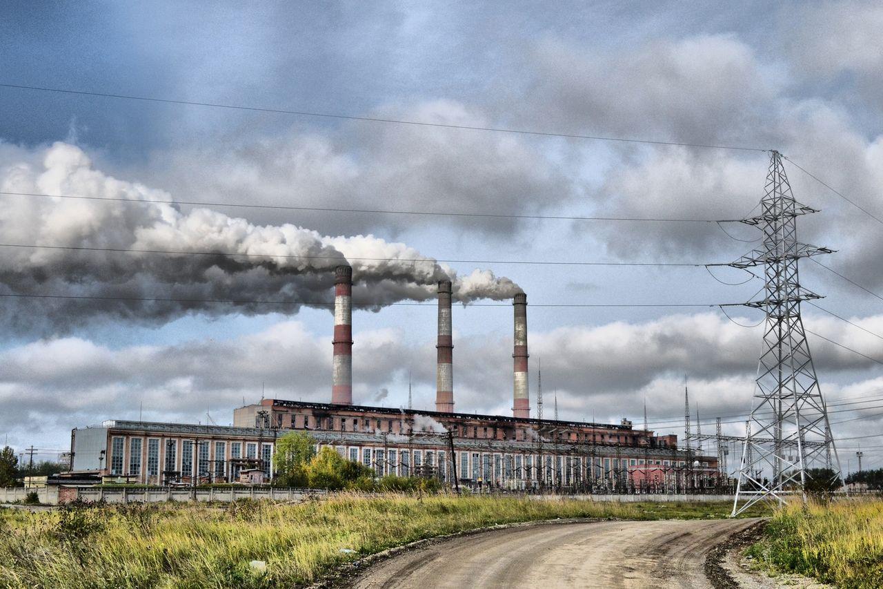 Ett av fem dödsfall orsakas av föroreningar från fossilt bränsle