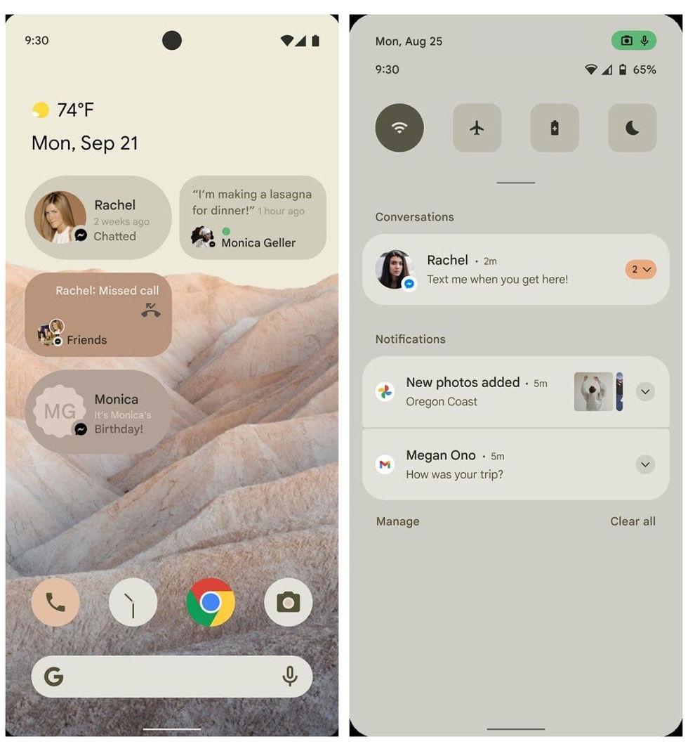 Läckt dokument visar hur Android 12 kan komma att se ut