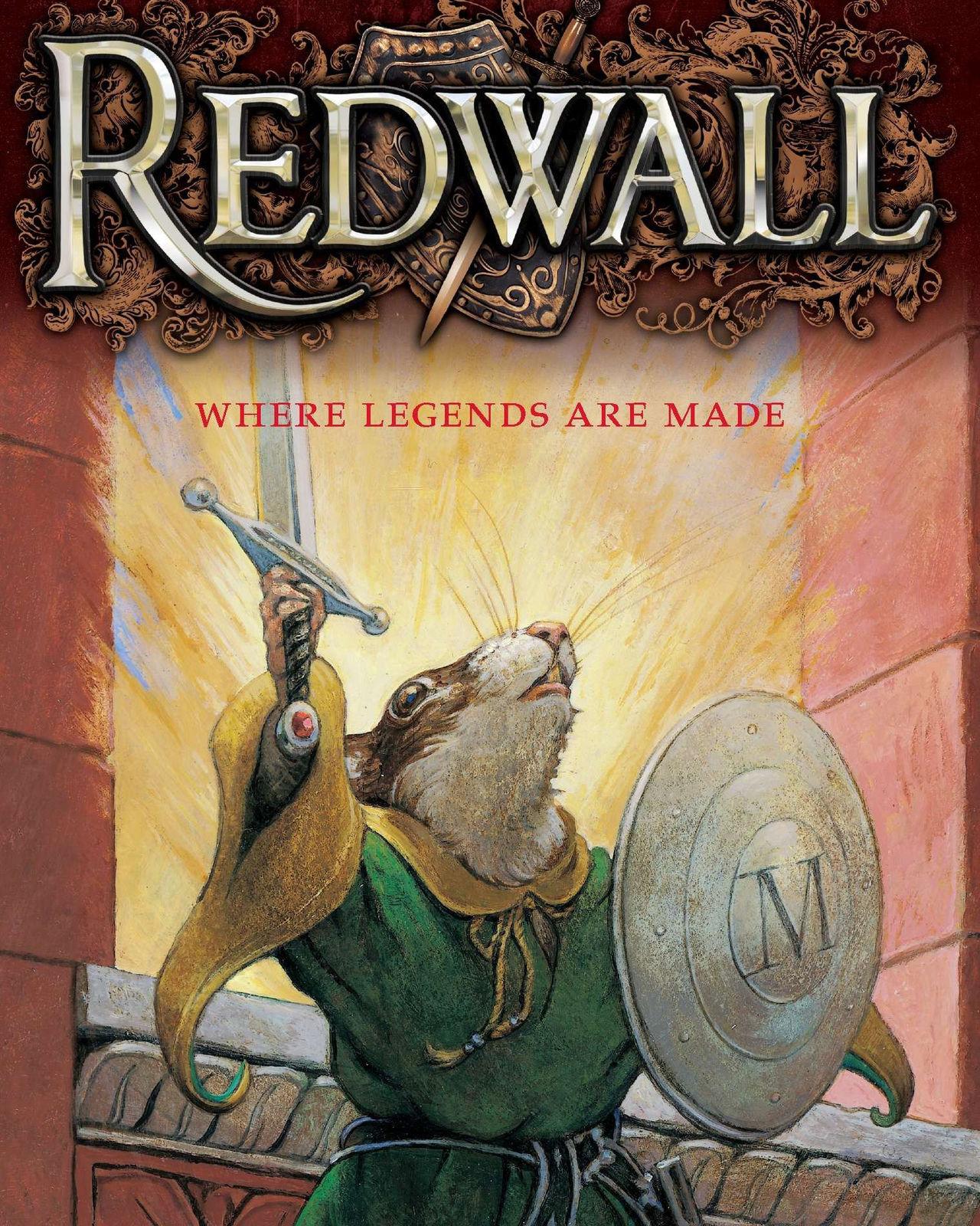 Netflix ska göra film och tv-serier av Redwall-böckerna