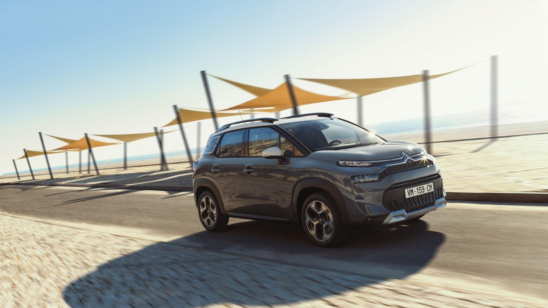Citroën lyfter C3 Aircross