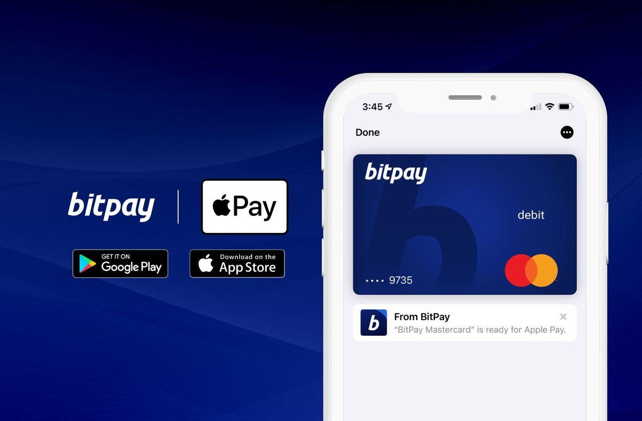 Nu går det typ att använda bitcoin för att betala med Apple Pay