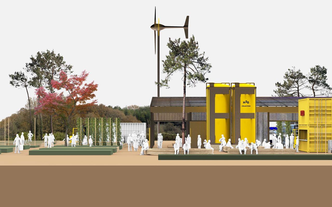IKEA ska skapa ett samhälle för hållbar utveckling
