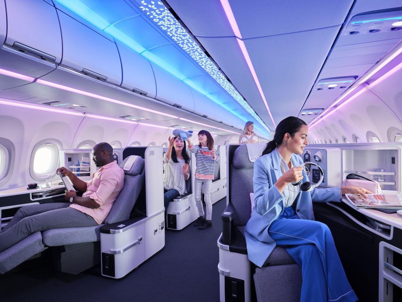 Airbus nya kabindesign är snart här