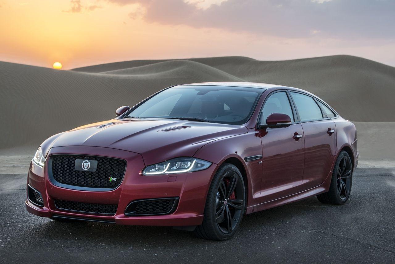 Det blir ingen eldriven Jaguar XJ
