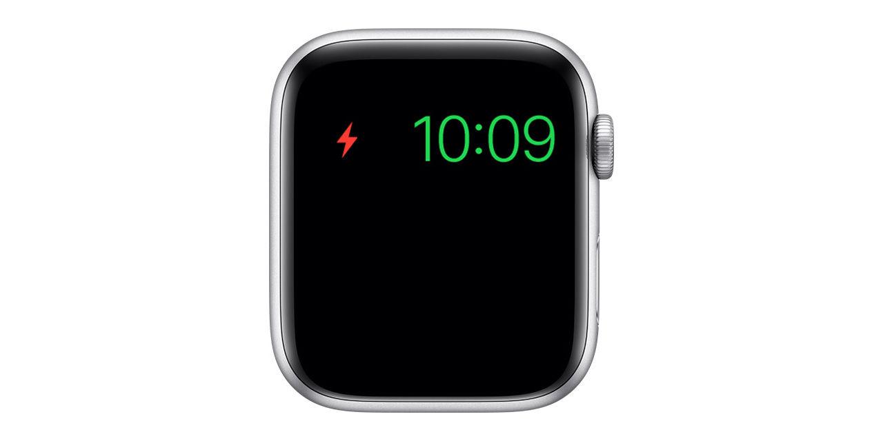 Laddstrul med senaste watchOS-uppdateringen