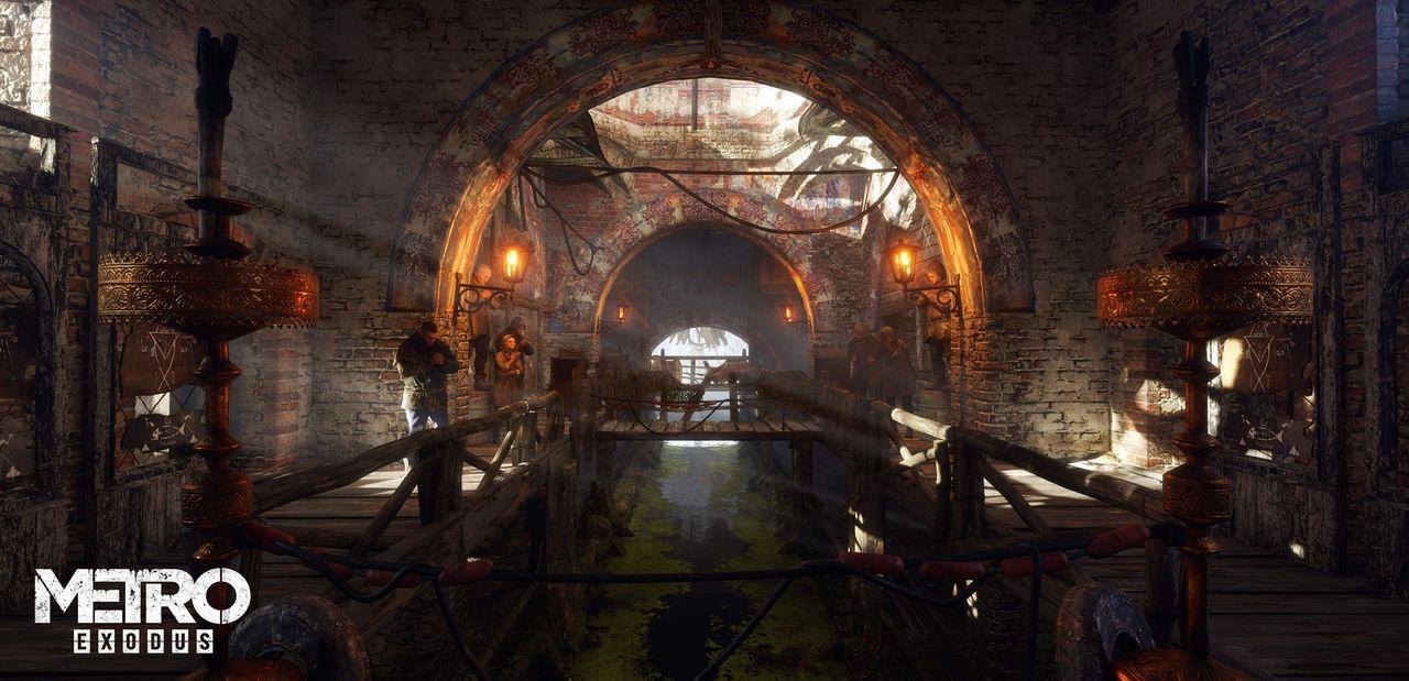 Metro Exodus släpps i tjusigare version till PC