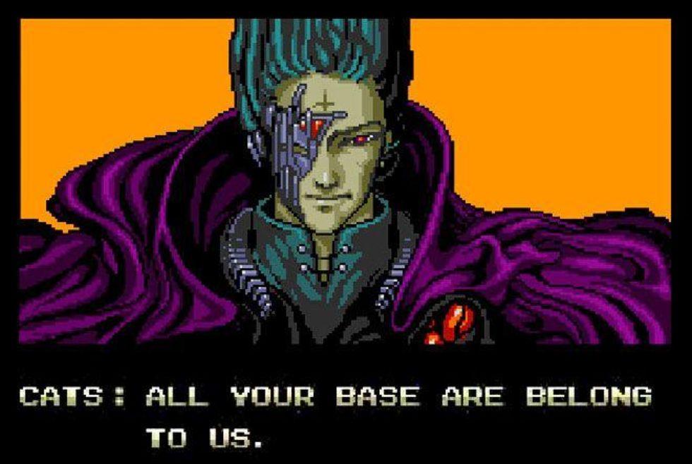 All Your Base Are Belong To Us fyller 20 år