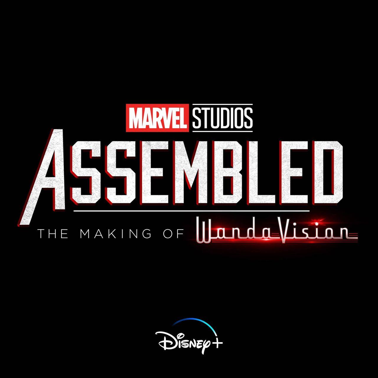 Marvel Studios Assembled ger oss en titt bakom kulisserna
