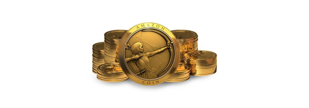 Planerar Amazon att skapa en egen valuta?