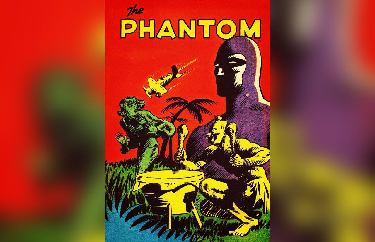 Tut i luren - Fantomen fyller 85 år!