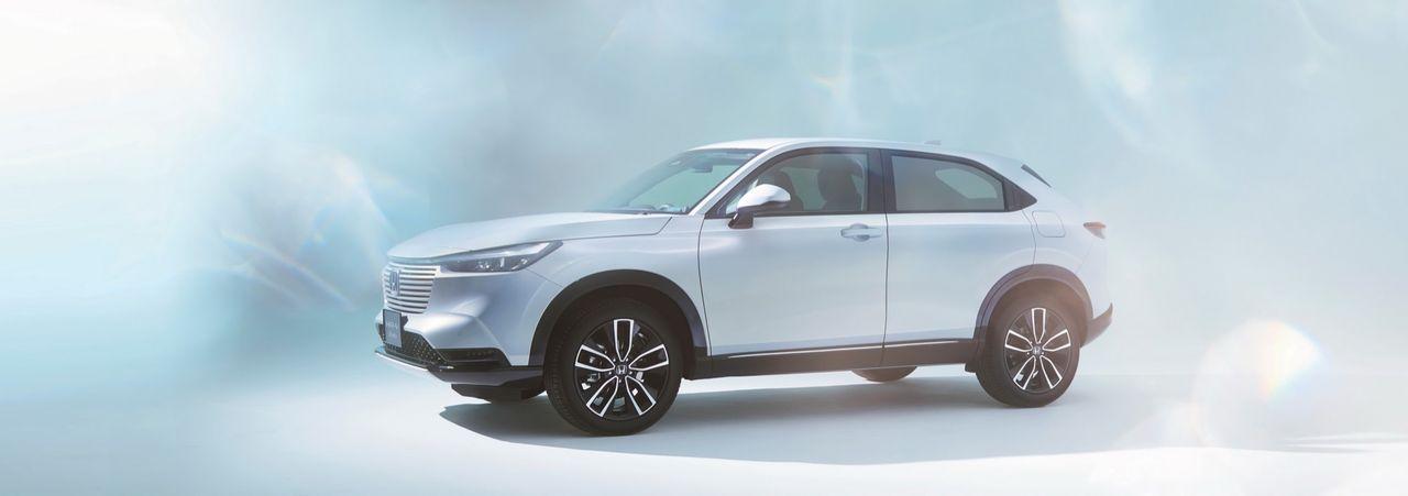 Honda visar upp nya HR-V