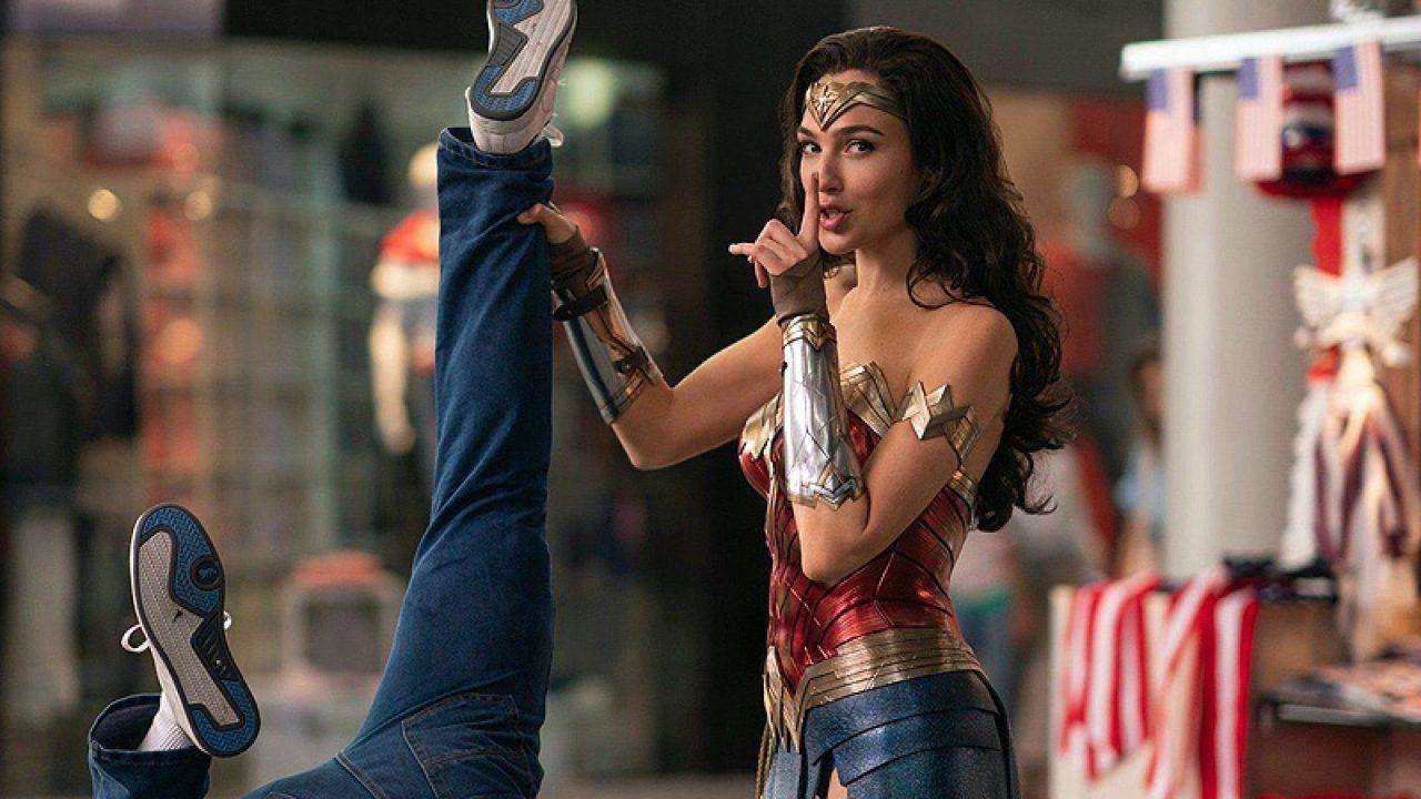 Wonder Woman 1984 får ingen svensk biopremiär