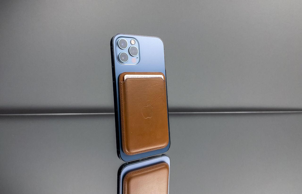 Apple håller på med batteripack för Magsafe
