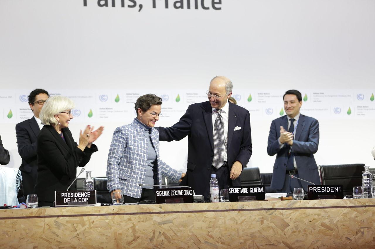USA är nu officiellt tillbaka i Parisavtalet