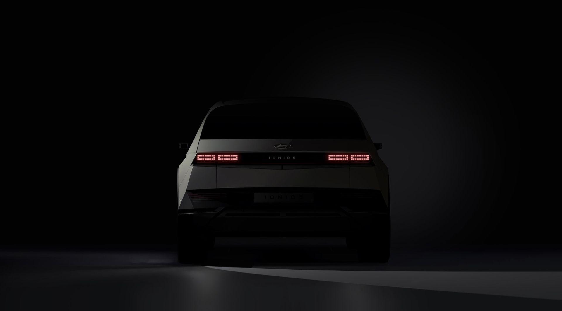 Imorgon presenteras Hyundai Ioniq 5