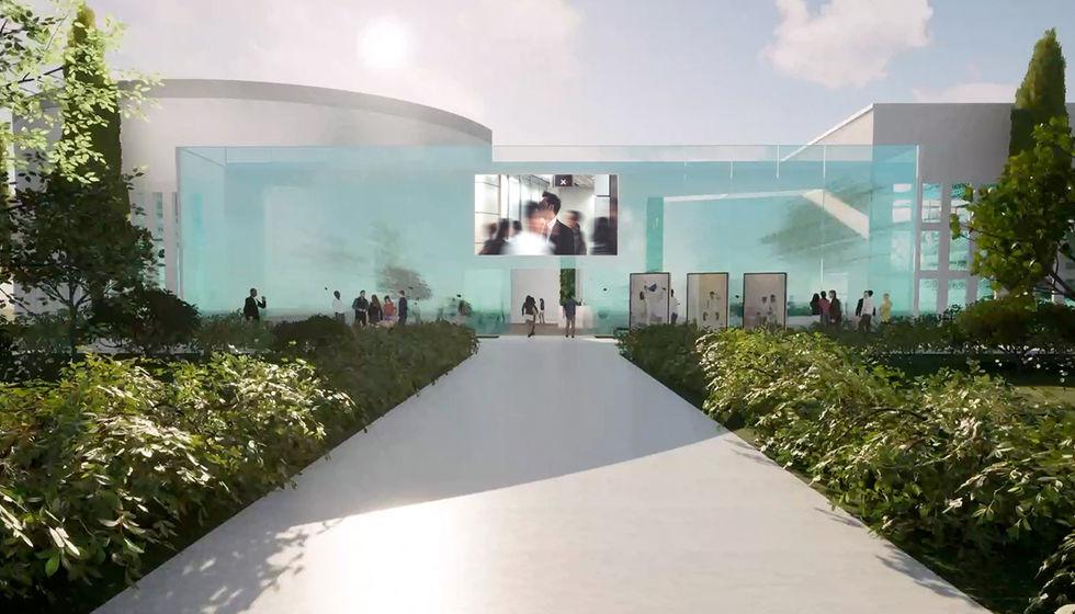Wizitory är en tjänst för arrangera event i 3D-miljöer