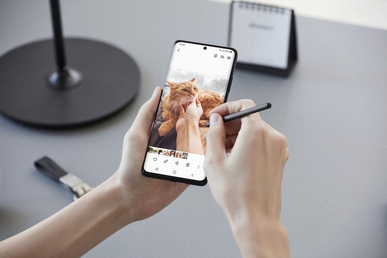 Samsung lovar fyra år av säkerhetsuppdateringar