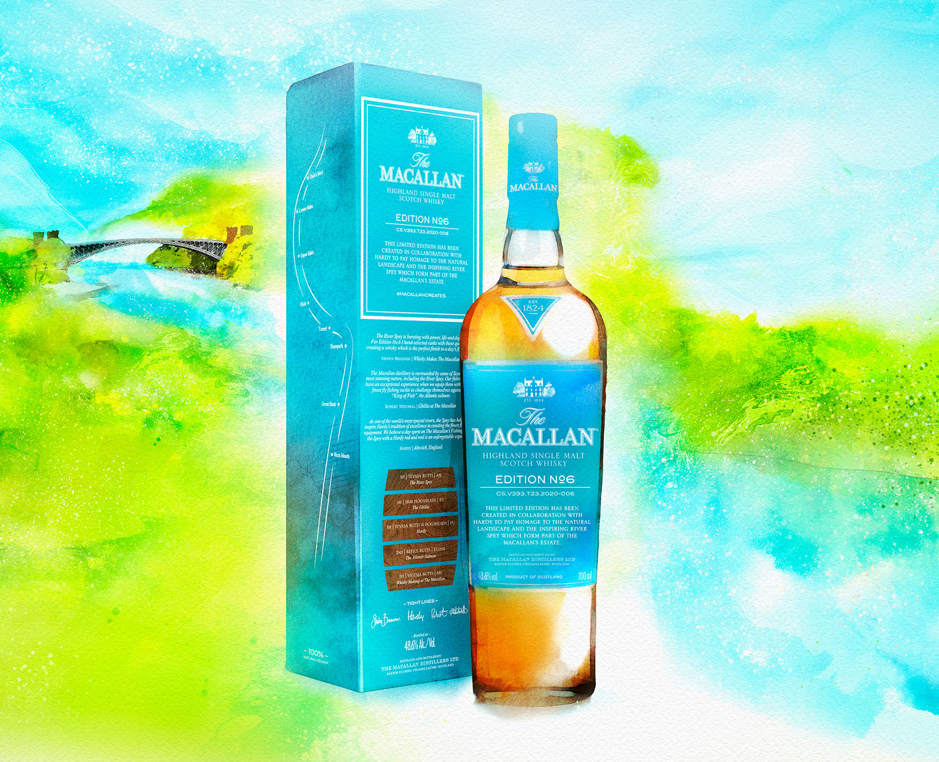 Ny whisky från Macallan